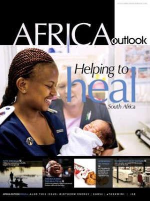 Africa Outlook Issue 1 / April '13
