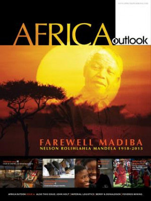 Africa Outlook Issue 10 / January '14
