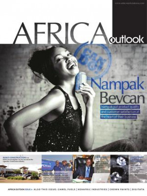 Africa Outlook Issue 11 / February '14