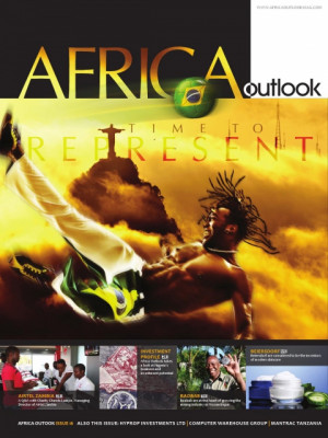 Africa Outlook Issue 16 / June '14