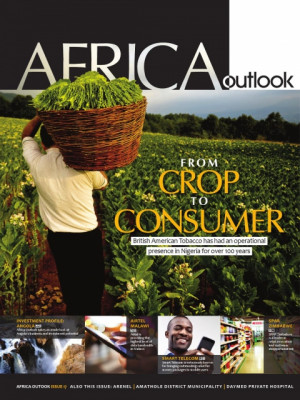 Africa Outlook Issue 17 / July '14