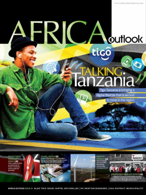 Africa Outlook Issue 18 / August '14