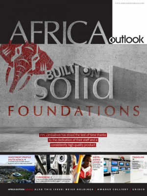 Africa Outlook Issue 20 / October '14