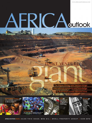 Africa Outlook Issue 21 / November '14