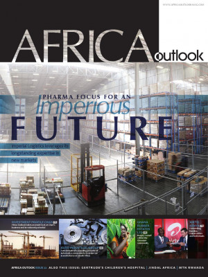 Africa Outlook Issue 22 / December '14