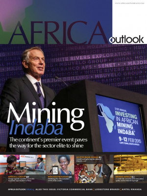 Africa Outlook Issue 25 / March '15