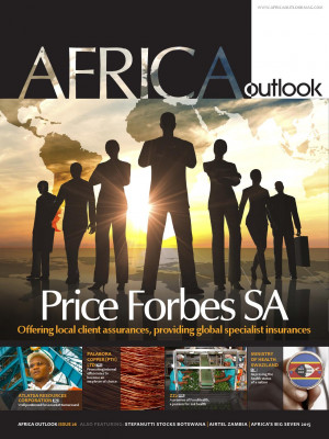 Africa Outlook Issue 26 / April '15