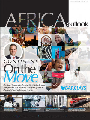 Africa Outlook Issue 31 / September '15