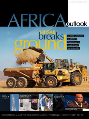 Africa Outlook Issue 3 / June '13