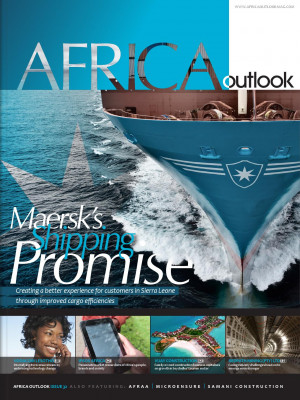 Africa Outlook Issue 32 / October '15