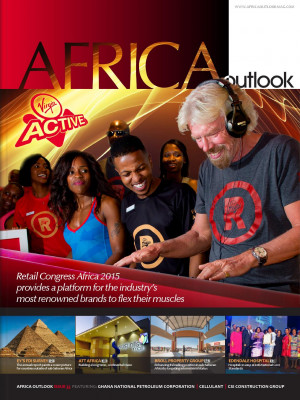 Africa Outlook Issue 33 / November '15