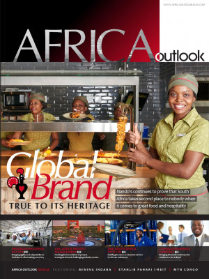 Africa Outlook Issue 36 / February '16