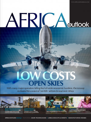 Africa Outlook Issue 38 / April '16