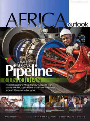 Africa Outlook Issue 39 / May '16