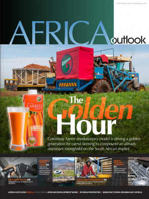 Africa Outlook Issue 41 / July '16