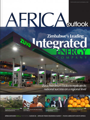 Africa Outlook Issue 42 / August '16