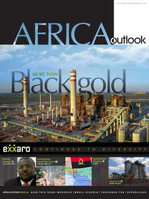 Africa Outlook Issue 4 / July '13