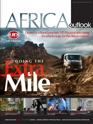 Africa Outlook Issue 43 / September '16
