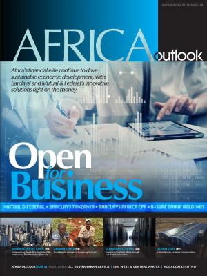 Africa Outlook Issue 44 / October '16