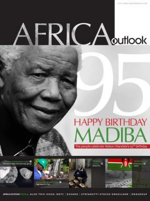 Africa Outlook Issue 5 / August '13
