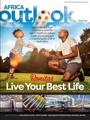 Africa Outlook Issue 61 / May '18