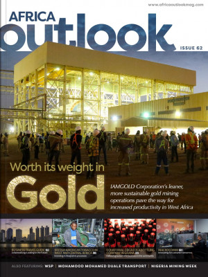 Africa Outlook Issue 62 / June '18