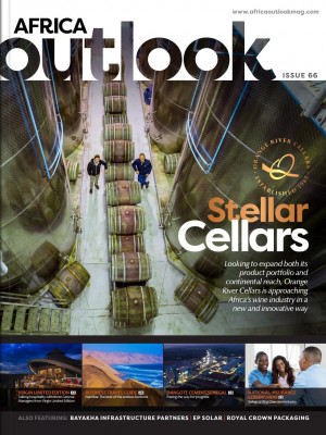 Africa Outlook Issue 66 / October '18