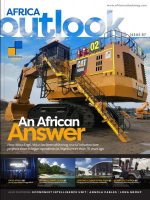 Africa Outlook Issue 67 / November '18
