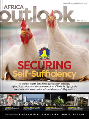 Africa Outlook Issue 72 / May '19