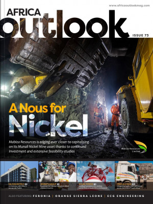 Africa Outlook Issue 73 / June '19