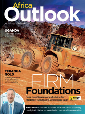 Africa Outlook Issue 77 / October '19