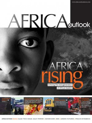 Africa Outlook Issue 8 / November '13