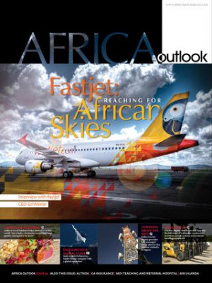 Africa Outlook Issue 9 / December '13